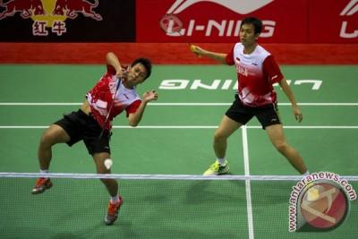 Hendra/Ahsan tantang ganda Korea di final Tiongkok