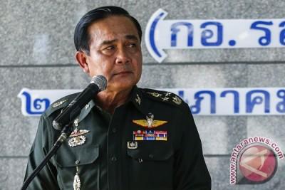 Panglima Militer Thailand dipilih sebagai perdana menteri