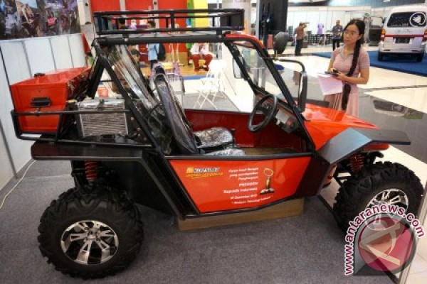 Fin Komodo, kendaraan intai tempur