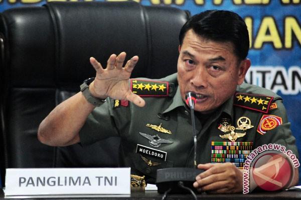 Markas Besar TNI gelar Garda Wibawa 14 di Ambalat