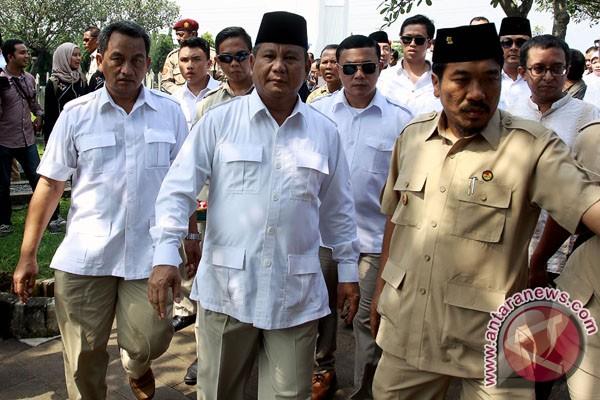 Gerindra susun strategi pemenangan Prabowo-Hatta