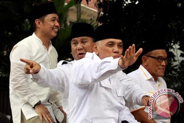 Zulkifli: Soekarwo-Aher tim sukses Prabowo-Hatta di daerah
