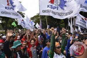 Demo Hari Buruh