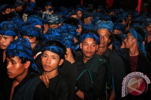 """Warga Baduy minta """"Sunda Wiwitan"""" dicantumkan pada e-KTP"""