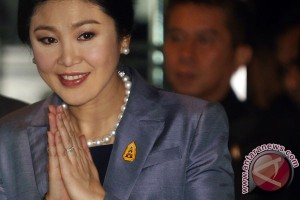 Mantan PM Thailand Yingluck ditahan militer
