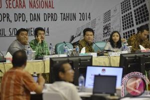 Maluku Utara tutup proses rekapitulasi nasional