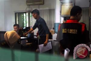 Penggeledahan Kasus Korupsi