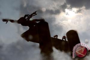 Perawatan Monumen Tugu Pancoran