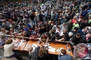 Kiev sambut hasil pembicaraan AS-Rusia soal krisis Ukraina