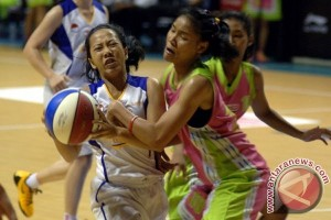 WNBL - Surabaya Fever Kalahkan Sritex Dragons