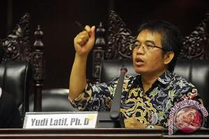 Yudi Latif: Pancasila kurang dapat perhatian serius