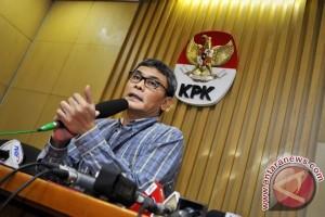 KPK geledah rumah seorang pengusaha di Palembang