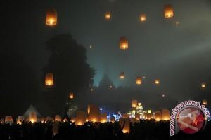 Ribuan orang padati Festival Kaligarang Semarang