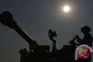 Skenario Latihan Gabungan TNI 2014