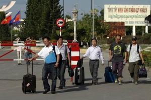4.000 warga Tiongkok menanti untuk dievakuasi dari Vietnam