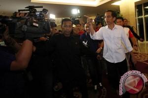 Jelang cuti pemilu, Jokowi tidak berikan pesan khusus