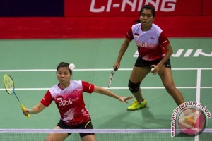 Polii-Maheswari duo wins first gold medal for Indonesia