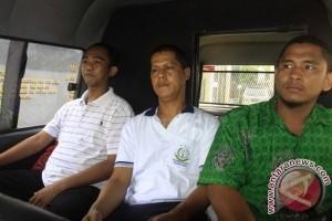 Mantan Anggota Panwaslu ditahan