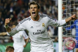 Real Madrid pesta gol atasi Basel