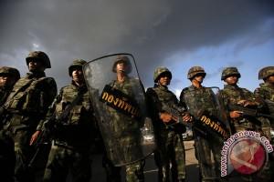 Junta Thailand tahan pemimpin anti-kudeta