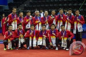 Tim Thomas Indonesia bidik juara grup C kualifikasi