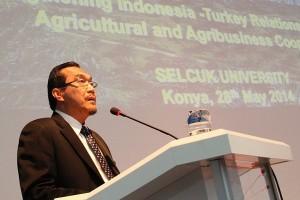 Mentan dorong asuransi pertanian segera diterapkan