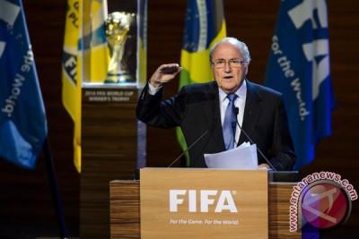 Blatter kembali terpilih sebagai Presiden FIFA