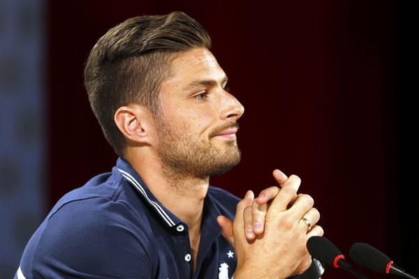 Giroud di Arsenal sampai 2018