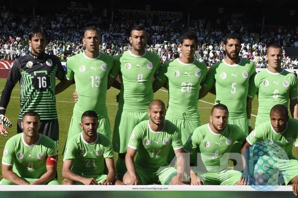 Aljazair dan Nigeria siap lanjutkan sejarah