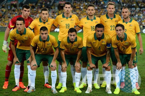 Australia menang 5-0 atas Bangladesh