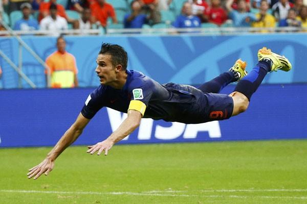 Lima gol terbaik Piala Dunia