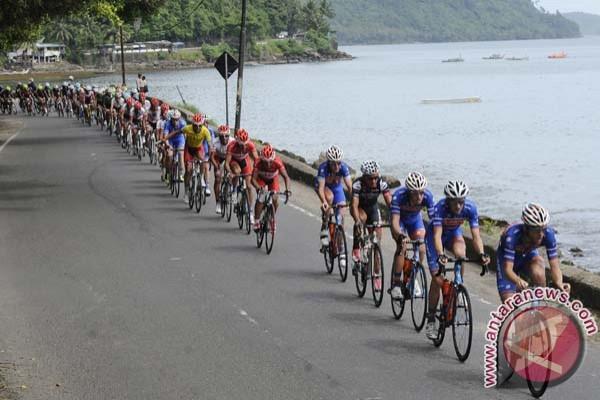 Jadwal dan etape Tour de Singkarak 2015