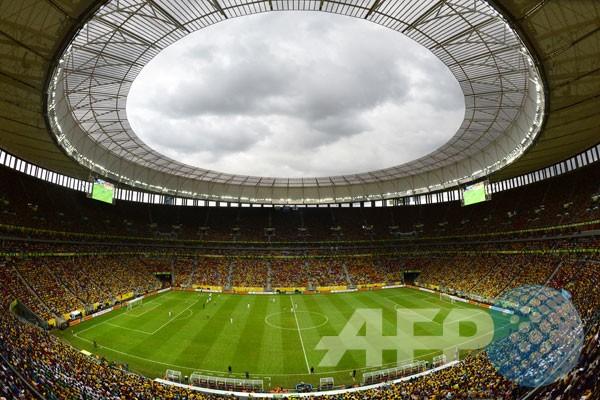 Estadio Nacional, pesona Brasilia