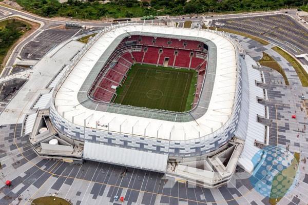 Arena Pernambuco, stadion Piala Dunia 1950