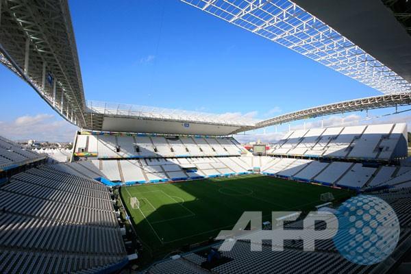 Sao Paulo Arena, mimpi Corinthians