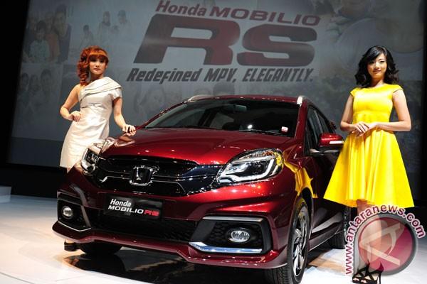 Honda mobilio rs tampil lebih mewah otomotif antara news for Mobilia o mobilio