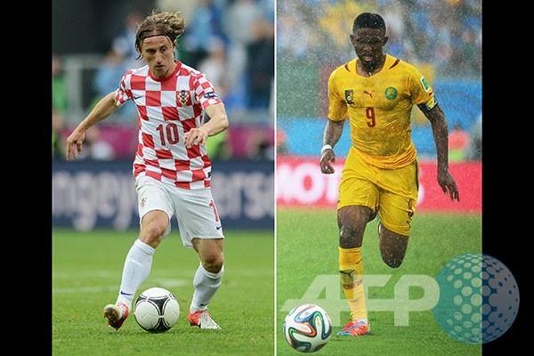 Preview Kamerun vs Kroasia