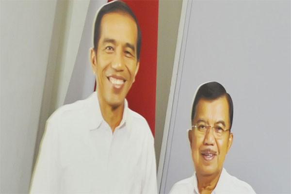 Jokowi menang di Natuna