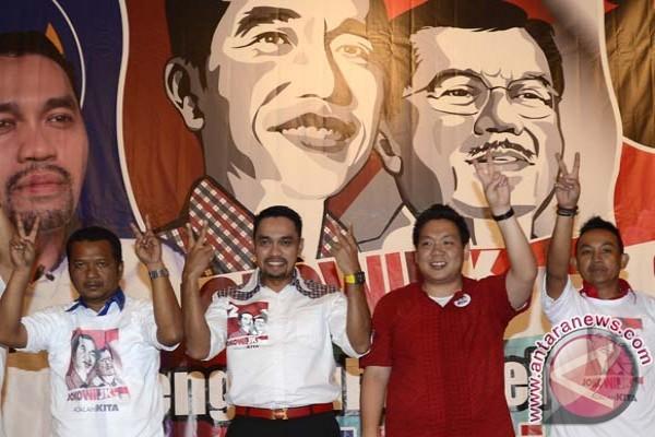 Ahmad Sahroni Photo: Ahmad Sahroni Pimpin DPW NasDem DKI Jakarta