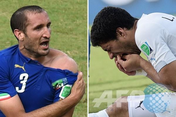FIFA larang Suarez berlatih dengan tim