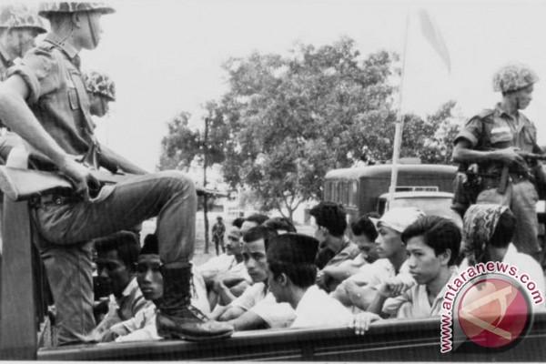 Dokumen rencana pemberontakan PKI ditemukan
