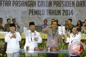 Politisi Nasdem bantah Jokowi keceplosan kampanye