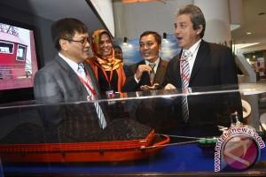Pembukaan Coaltrans Asia 2014