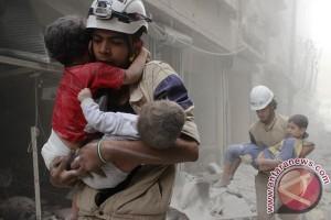 Serangan bom ISIS tewaskan 44 orang di kota Kurdi Suriah