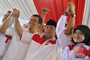 Djoko Santoso dukung Prabowo-Hatta