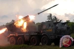 Latihan Gabungan TNI 2014 nihil korban