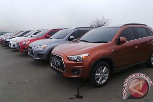 Penjualan Mitsubishi ditargetkan tumbuh 3,8 persen