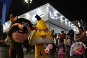 Pembukaan Jakarta Fair 2014