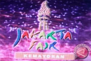 Jakarta Fair telah dikunjungi 1.8 juta orang
