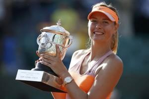 Sharapova akan absen pada Piala Fed lawan Belarus